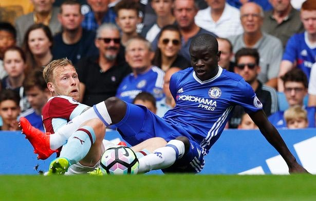 Kante is like a rat - teammate Hazard says (it's not what you think)