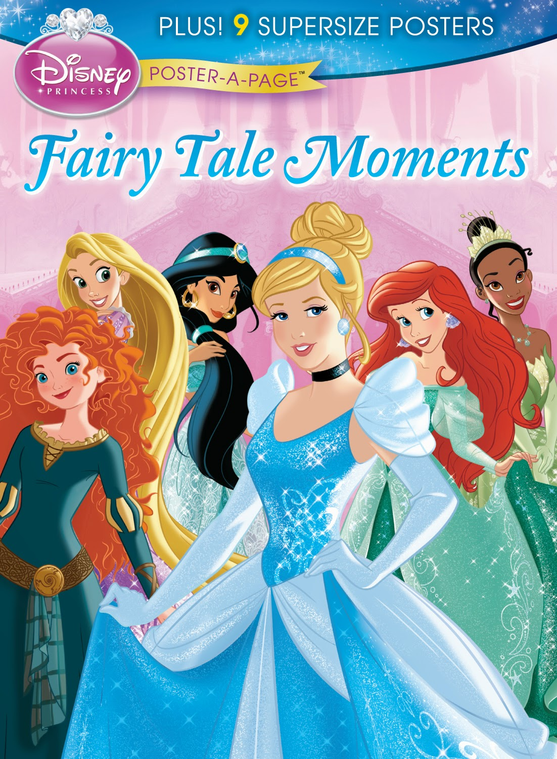 Mama Sparkles Magical Moments With Disney Poster A Page