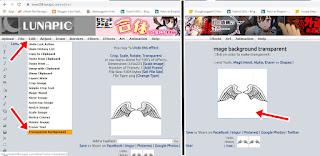 Menghilangkan Background Gambar Online