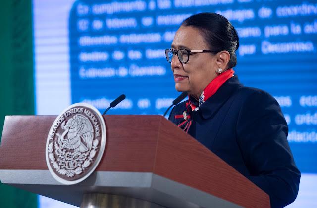 Bienes confiscados a la delincuencia se usarán para apoyar a derechohabientes del Infonavit con créditos