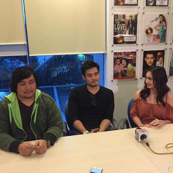 Xian Lim and Coleen Garcia pair up for a new movie