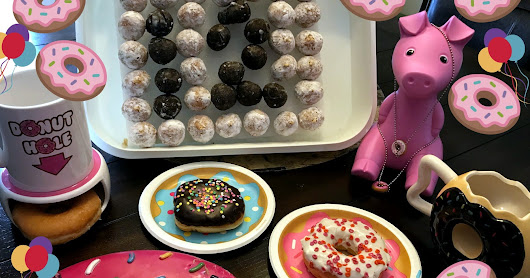 Celebrate National Donut Day by throwing a Donut Party!