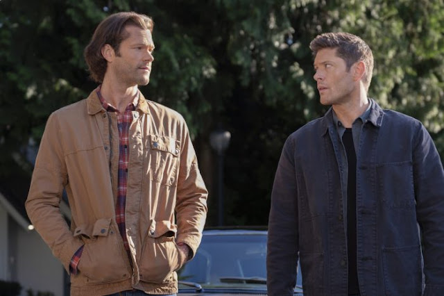 "Supernatural 15x20 ""Carry On"" - The Series Finale"