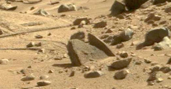 This is your wake-up call!: Ancient Bowl On Mars Found By ...