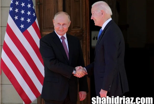 """usa news time : Biden and Putin's first meeting, """"the tone of the whole meeting was good, positive"""""""