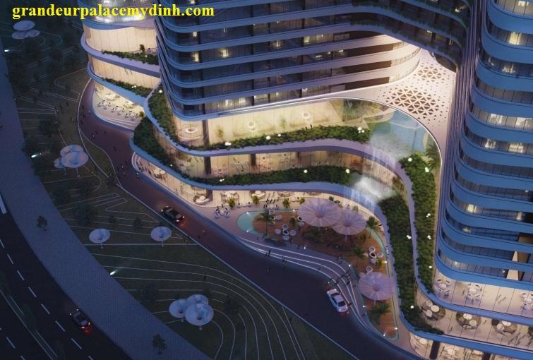 Các dự án có chất lượng sống tốt rất được lòng khách quốc tế.