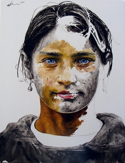 Daniel Brici | Romanian Artist | Children Paintings