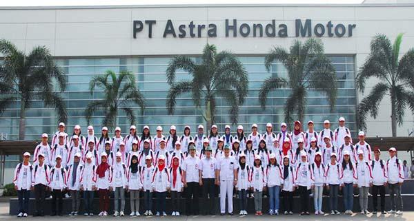Lowongan Kerja SMK Terbaru 2017 PT Astra Honda Motor (Fresh Graduate)