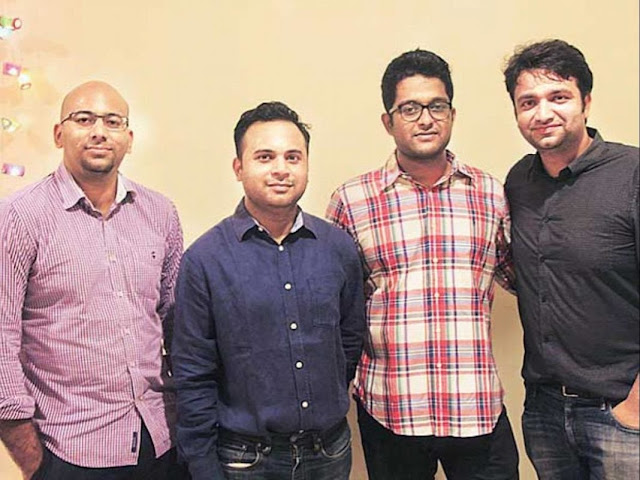 Indian Startup Success Stories Bombay shaving company