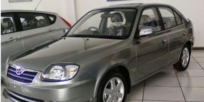 Foto Hyundai Avega Sedan keas Mobil Harga Murah Terbaru