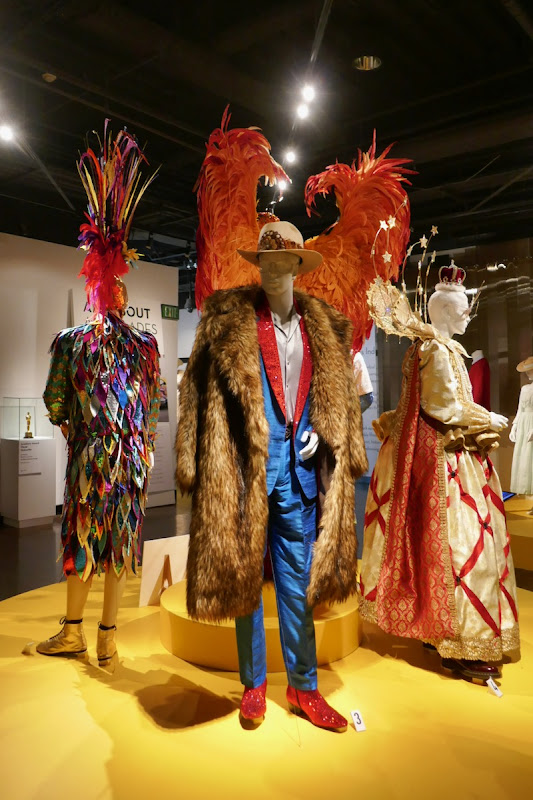 Julian Day Rocketman movie costumes