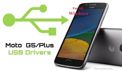 Moto G5 Plus USB Driver