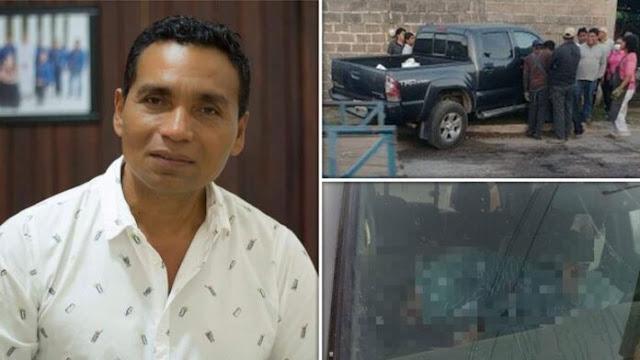 Vídeo: Ejecutan a Presidente Municipal Leobardo Ramos después de que Fernández Noroña provoco a los pobladores