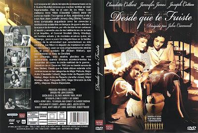 Carátula dvd: Desde que te fuiste (1944) Since You Went Away