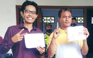 Perolehan Suara Imbang, Pemilihan Ketua LPM Jatibaru Barat Dijadwalkan Ulang
