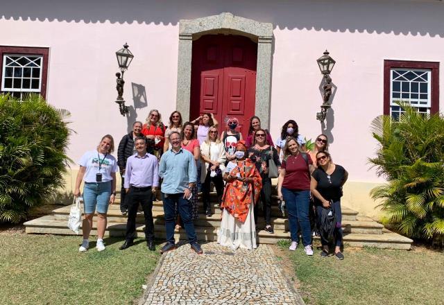ProCap Vale do Café em visita a Fazenda Cachoeira Grande em Vassouras