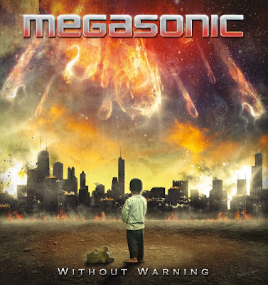 "Megasonic - ""Signal Fire"" (lyric video) from the album ""Without Warning"""