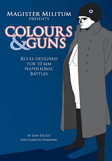 Colours & Guns (10mm Napoleonic Rules)