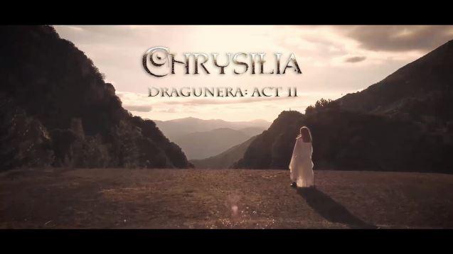 "CHRYSILIA: Δείτε το video του νέου single ""Dragunera: Act II"""