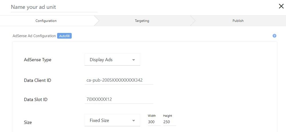 Setting Plugin WP QUADS di Wordpress