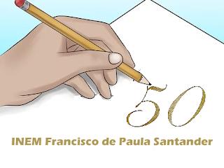 CONCURSO DEL LOGO Y ESLOGAN: INEM 50 AÑOS