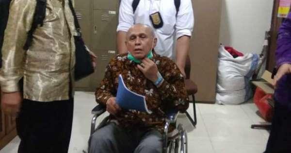 Merasa Dizalami, Kivlan Zen Kirim Surat ke Jokowi Minta Dibebaskan
