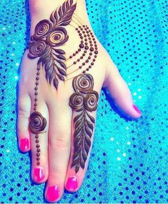 125 Stunning Yet Simple Mehndi Designs For Beginners Easy
