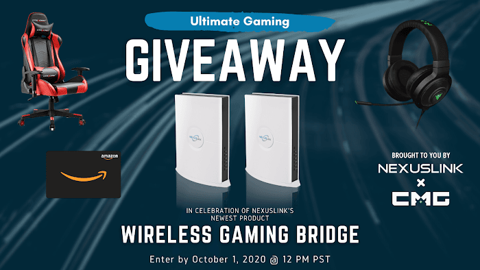 ULTIMATE Gaming Giveaway - Gaming Chair,Gaming Headset And MORE (Worth Over : $527)