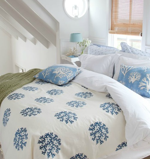 Dreamy Coastal Country Bedroom