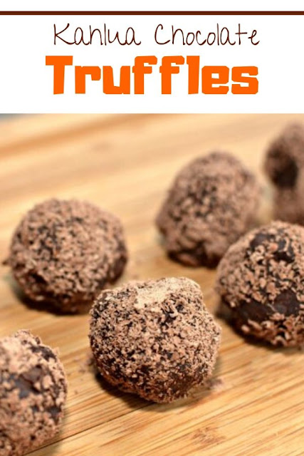 Kahlua Chocolate Truffles #Kahlua #Chocolate #Truffles Dessert Recipes Easy, Dessert Recipes Healthy, Dessert Recipes For A Crowd,