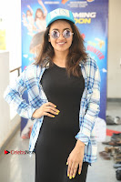 Actress Tejaswi Madivada Stills in Balck Long Dress at Babu Baga Busy Movie Interview  0021.jpg