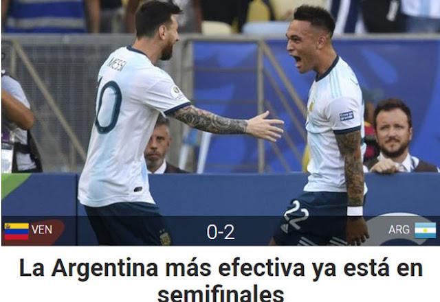 """Brazil gọi, Argentina trả lời: Báo nhà """"hù dọa"""" đối thủ, dấu hỏi Messi 2"""