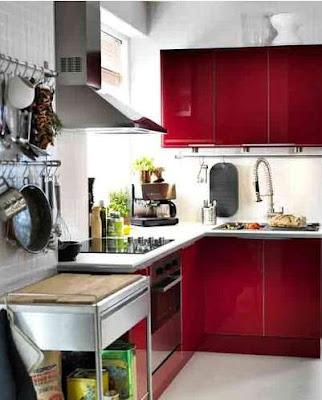 Cara Membuat Dapur Lama Menjadi Modern
