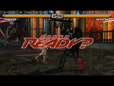 Game Tekken 5 PS2 ISO