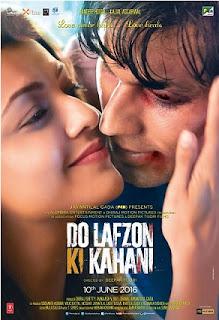 Do Lafzon Ki Kahani Box Office Collection