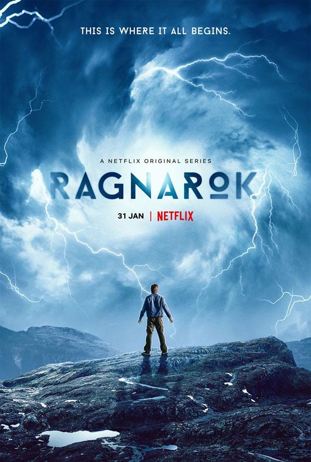 Espectacular nuevo trailer de Ragnarok, la serie sobre dioses nórdicos de Netflix