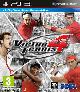 Virtua Tennis 4 PS3 Torrent