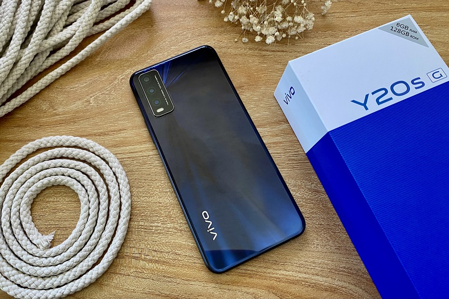 vivo Y20s (G) Review: The Balanced Gaming Smartphone