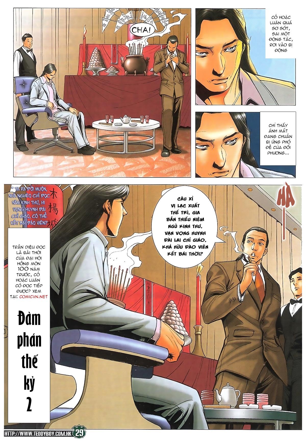 Người Trong Giang Hồ RAW Chương 1715 - NhoTruyen.Net
