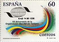 XX ANIVERSARIO DE LA ORGANIZACIÓN MUNDIAL DE TURISMO