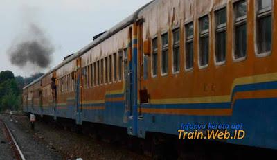 Kereta Api Ekonomi