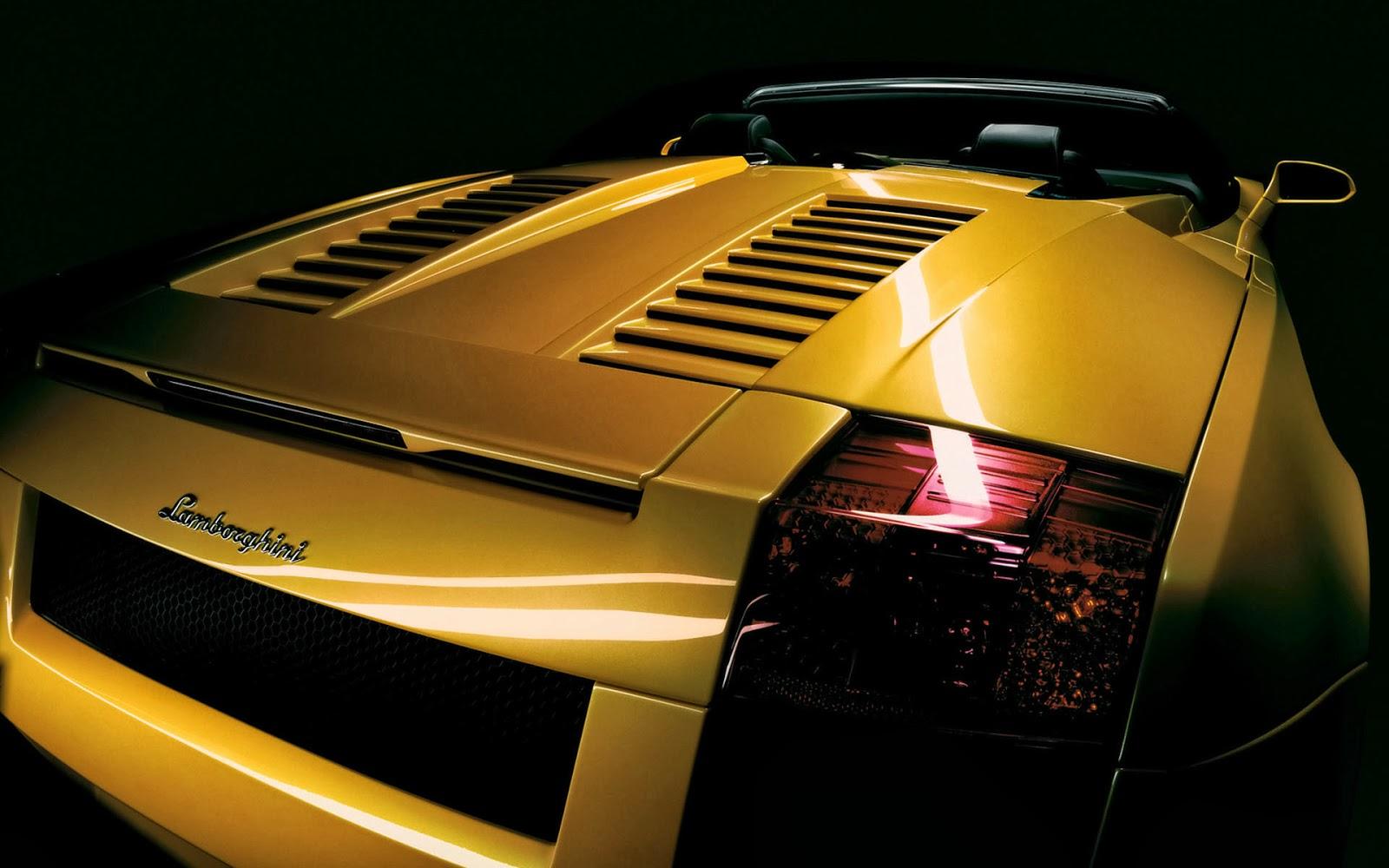 Fondos HD Wallpapers: Fondo De Pantalla Coche Lamborghini