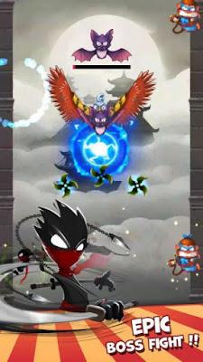 Stickman Adventure: Dash Jump Apk mod