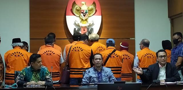 KPK Tahan 11 Mantan Anggota DPRD Sumatera Utara Diduga Terima Suap Dari Gatot Pujo Nugroho