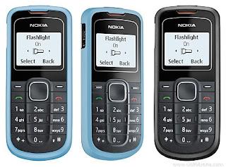 HANDPHONE NOKIA 1202