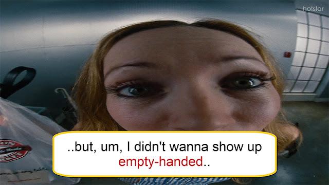 Arti Empty-Handed
