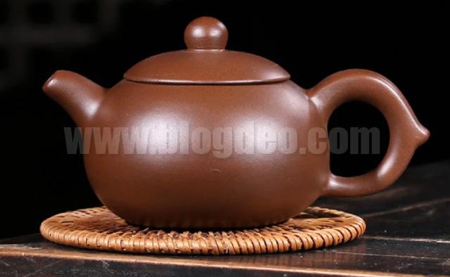 Teko cina terbaik untuk minum teh