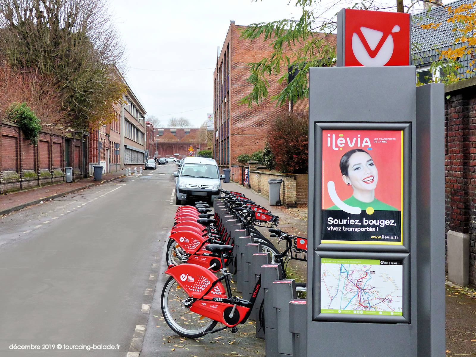 Tourcoing, rue de l'Alma - 2019