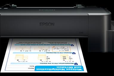 Epson L120 Printer Driver
