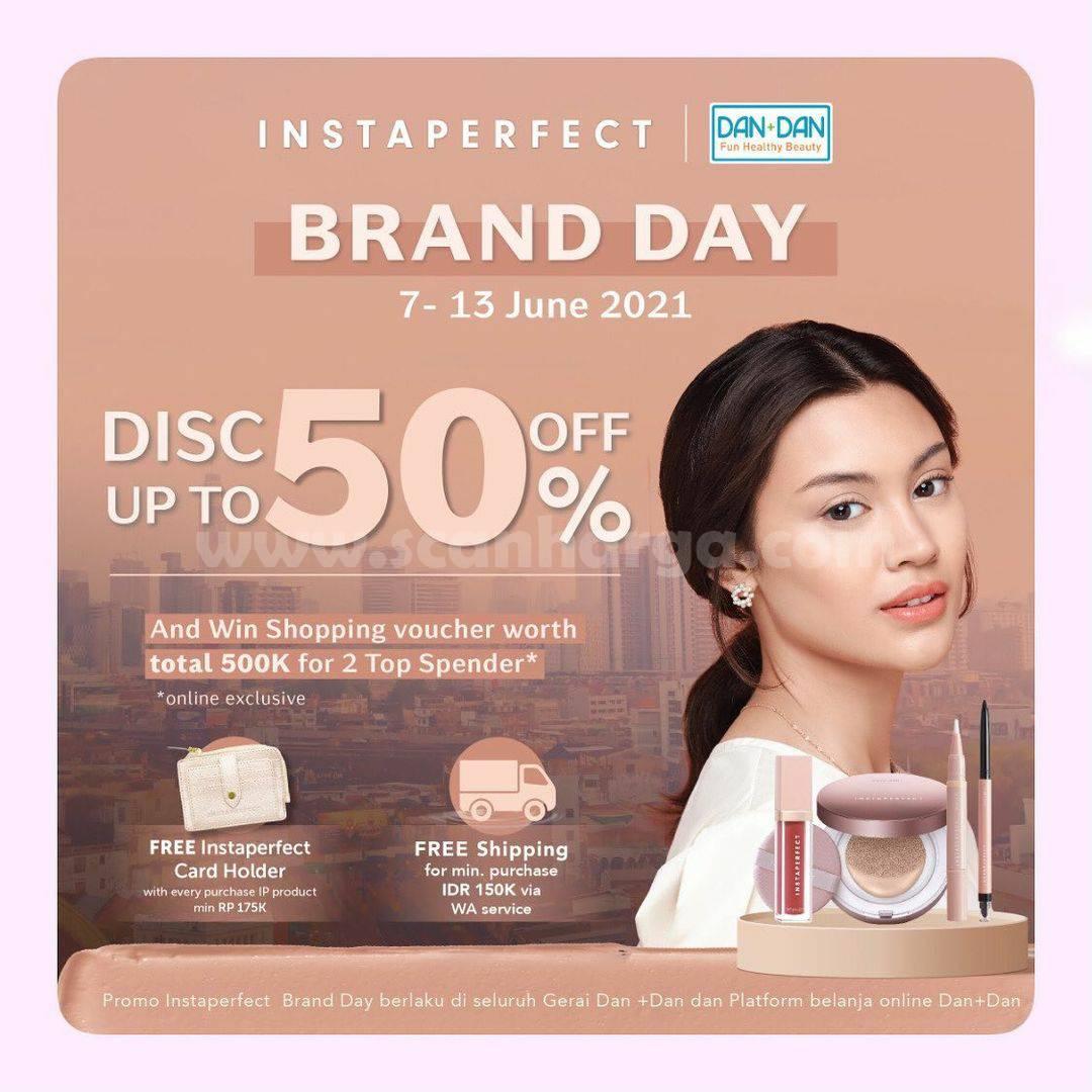 Promo Dan+Dan Brand Day Diskon hingga 50% Produk Wardah